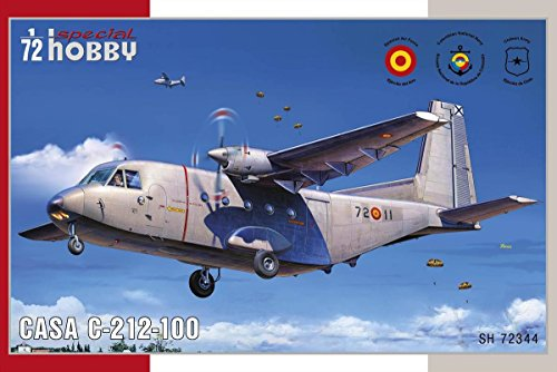 Unbekannt Special Hobby 100de sh72344Maqueta de casa C.212–100