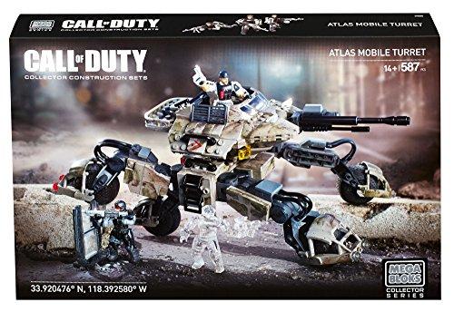 Mattel Mega Bloks CNG85 - Call Of Duty - X4 Walker Bau und Konstruktionsspielzeug