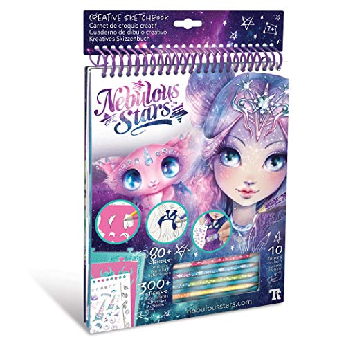 Nebulous Stars - Cuaderno de bocetos creativo de Nebulous Stars