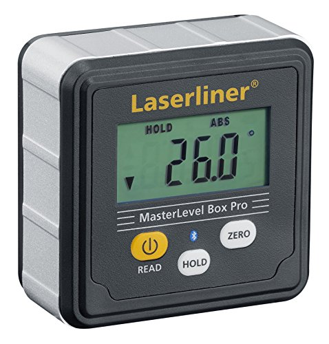 Umarex Digitale Elektronik-Wasserwaage MasterLevel Box Pro 081.262A