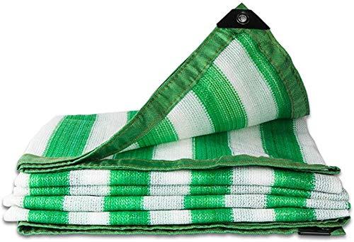 Mirui 2X4m Sombra Tela Parasol 90% Verde cifrado Espesar sombreado Neto de Efecto Invernadero azotea del Coche 23 Tamaños (Color: A Tamaño: 4x5m) Tamaño: 6x6m Color: Una (Color : A, Size : 3x4m)
