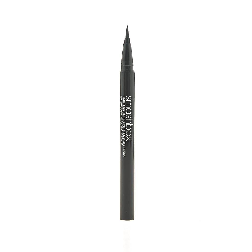 Smashbox Limitless Liquid Liner Pen, Black, 0.02 Ounce