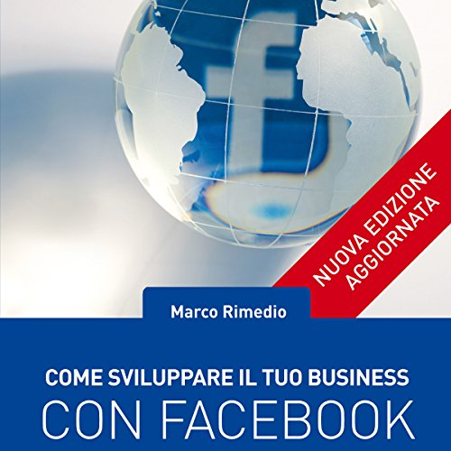 Come sviluppare il tuo business con Facebook audiobook cover art