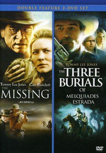 Missing & Three Burials of Melquiades Estrada [Reino Unido] [DVD]