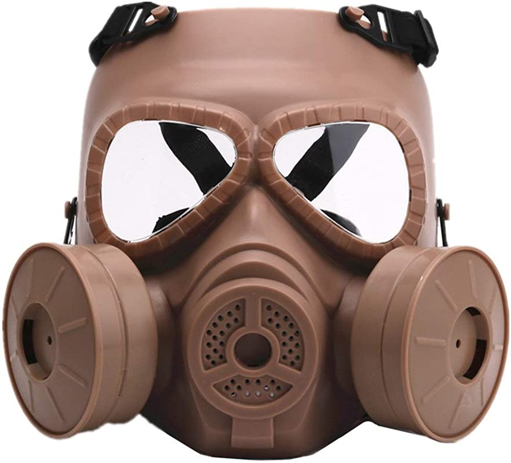 Airsoft Mask Tactical Max 67% OFF Full Face Sport Superior Outdoor P Military CS