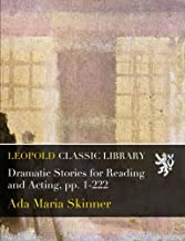 Best dramatic stories for reading and acting Reviews