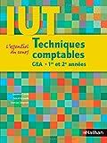 Techniques Comptables Iut Gea 1e Et 2e Années - DUT GEA 1re et 2e années