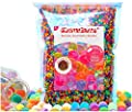 MarvelBeads Water Beads Rainbow Mix, 8 oz (20,000 beads) for Orbeez Spa Refill, Sensory Toys and D?cor