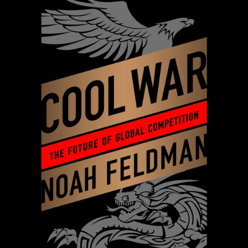 Cool War audiobook cover art