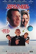 What Planet Are You From? Video 27X40 Garry Shandling Poster