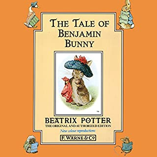 Tale of the Benjamin Bunny                   By:                                                                                                                                 Beatrix Potter                               Narrated by:                                                                                                                                 Pauline Brailsford                      Length: 9 mins     33 ratings     Overall 4.4