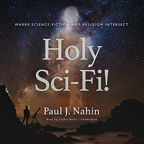 Holy Sci-Fi! cover art