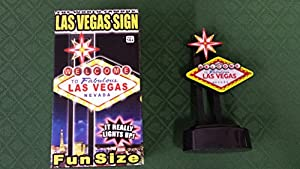 Welcome to Fabulous Las Vegas Sign from Micro Vegas