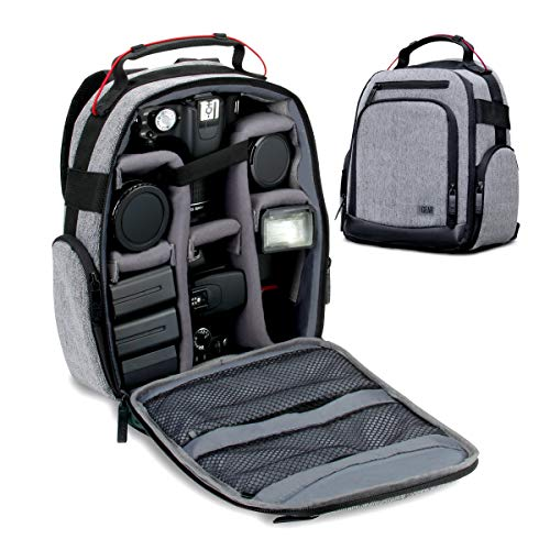 USA GEAR Portable Camera Backpac...