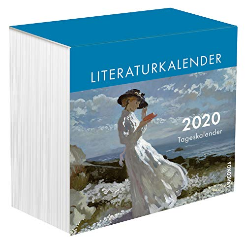 Der Anaconda Literatur-Kalender 2020 – Tageskalender - 2