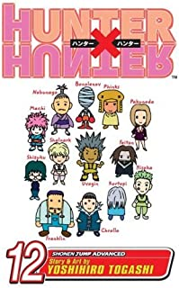Hunter x Hunter, Vol. 12: September 4: Part 2