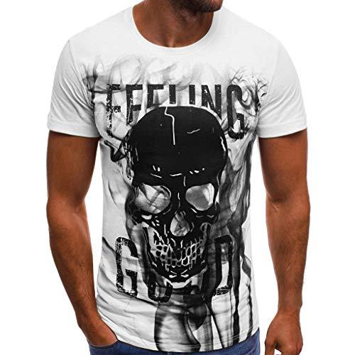 Männer Druckbuchstaben Tees Shirt Kurzarm T Shirt Bluselongsleeve Premium Pique Polo-Shirt, bügelfrei, Coolmax, Coldblack, uv-Schutz, geruchsblocker, atmungsaktiv Gladdon