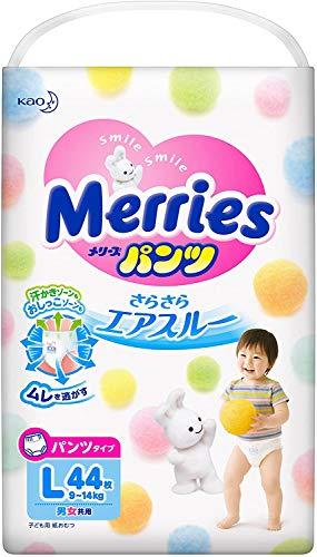 Japanische Windeln Merries PL (9-14 kg)// Japanese diapers nappies - Merries PL (9-14 kg)// Японские подгузники Merries PL (9-14 kg)