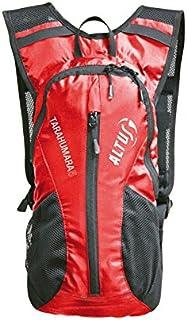 Tarahu Mara - Mochila para ciclismo, 5 litros, color verde o rojo
