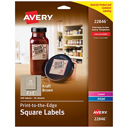 10 best labels brown printable for 2021