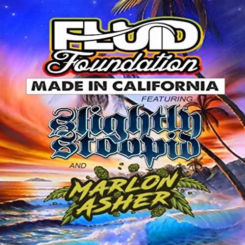 Fluid Foundation feat. Slightly Stoopid & Marlon Asher