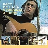 5 Original Albums: Paco De Lucía