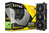 ZOTAC ZT-P10800I-10P GeForce GTX 1080 AMP Extreme+ 11Gbps 8GB GDDR5X 256-bit PCIe 3.0 Gaming Graphics Card VR Ready