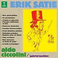 Satie: Trois Gymnopedies. Six Gnossi by Aldo Ciccolini (2014-08-20)