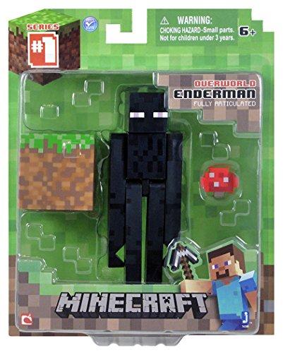 Minecraft Core Enderman Figure Pack
