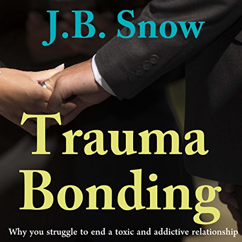 Trauma Bonding audiobook cover art