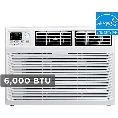 TCL 6W3ER1-A 6,000 BTU window-air-conditioner