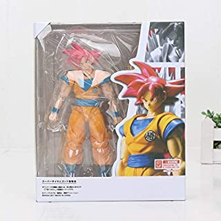 11.5-17Cm S Super Saiyan Son Vegetto Vegeta Trunks PVC Action Figures Z Collection Model Dolls Toys Baby Boy Must Haves Girls Favourite Characters Superhero Cake Topper