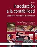Introducción a la contabilidad: Elaboración y análisis de la información (Economía y Empresa)