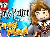 Clip: Free Play! Hogwarts Classrooms!