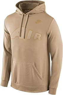 Nike Mens Sportswear Fleece Hoodie AIR Logo (2XL)