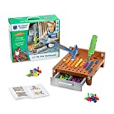 Educational Insights Design & Drill My First Workbench, Supports STEM Learning, Ages 3 and Up, (125+ Pieces)