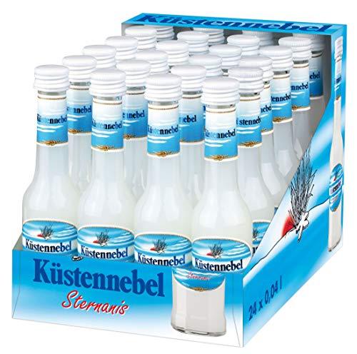 Küstennebel Sternanis Likör Traditionsflasche (24 x 0,04l) Premium Spirituose aus dem hohen Norden