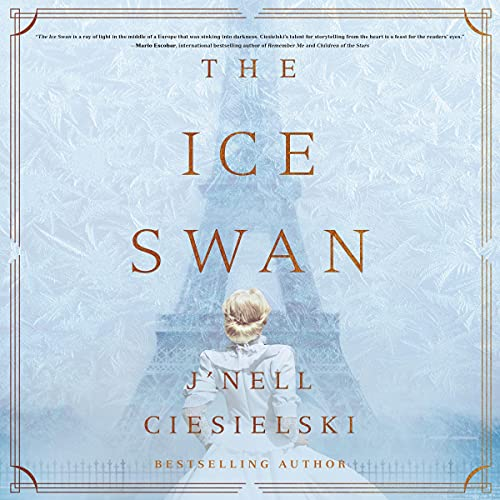 The Ice Swan cover art