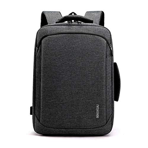 Laptop Backpack,Extra Large Anti-Theft Business Travel Laptop Backpack Bag with USB Charging Port,Water Resistant College School Computer Rucksack Bag for Men/Women for 15.6 Inch Laptop and Notebook