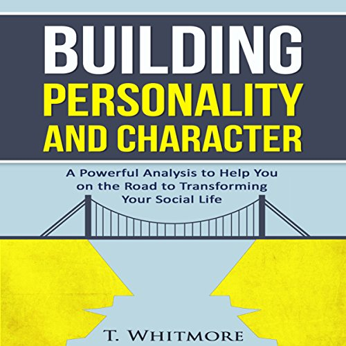 Building Personality and Character cover art
