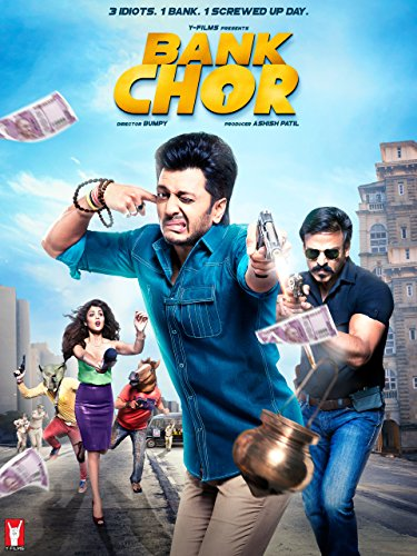 Bank Chor (First Filmfare Award For Best Actor)