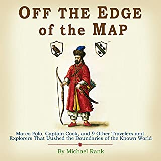 Off the Edge of the Map cover art