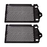 Protector de radiador, protector de radiador de motocicleta de acero inoxidable, accesorios de cubierta de rejilla protectora para R1200GS LC 2013-2018