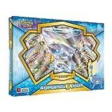 Pokemon TCG: Aurorus EX Pokemon Box - Contains 4 Booster Packs and Aurorus EX Rare Pokemon Card
