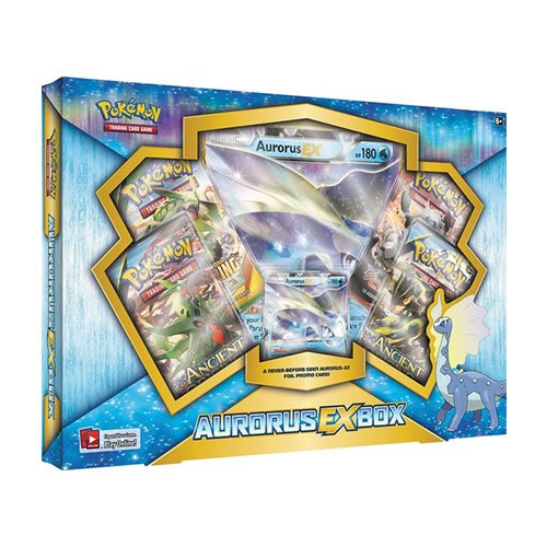 Pokemon aAurorus EX colección de Juegos baraja de de la Tarjeta Cartas,...