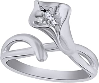 calla diamond engagement ring