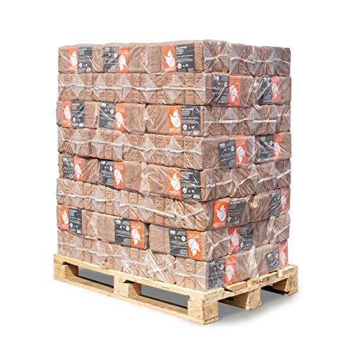 Flammenco Premium Buchen-Holzkohle