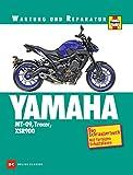 Yamaha MT-09: Wartung und Reparatur