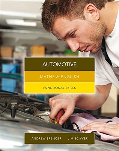 Maths & English for Automotive: ...
