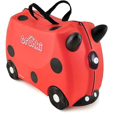 Trunki Valise cabine enfant Ride 46 cm Coccinelle